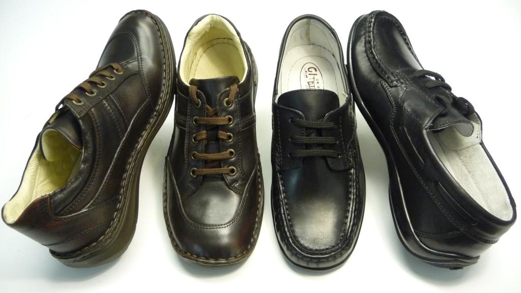 Eredeti olasz kívül- belül puha bőr cipő 41- 42 f945d47b44