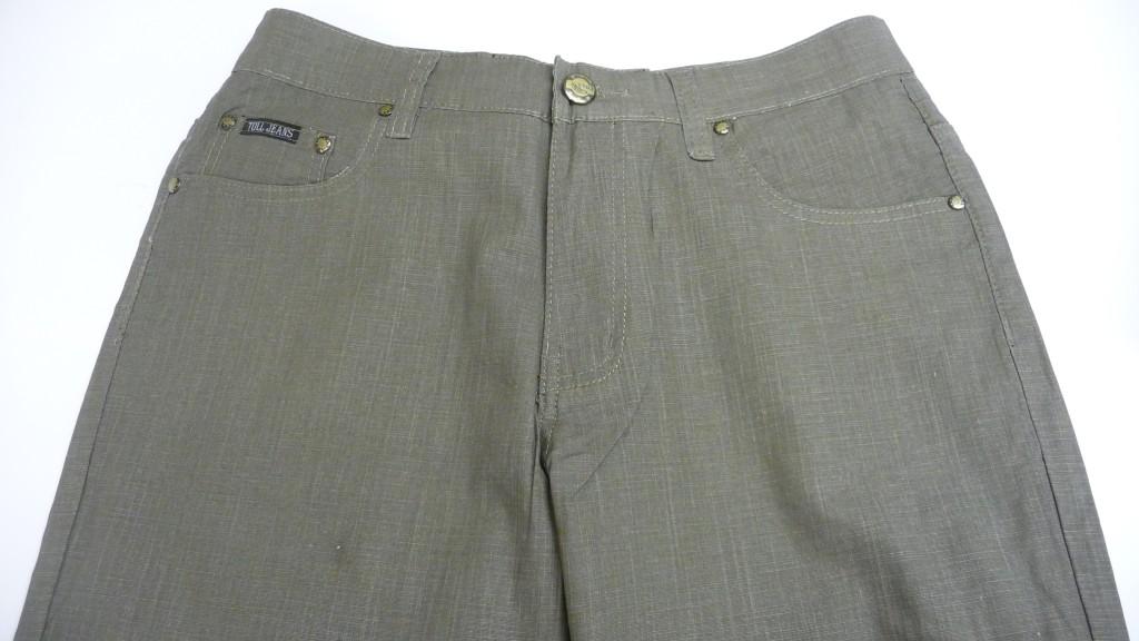 5ac00a15f7 Könnyű nyári férfi pantalló tób színben. 31- 51- es méretig, magyarul: 84  cm derékbőségtől 152 cm- ig. 4 zseb, öv bujtatóval. 6200.-